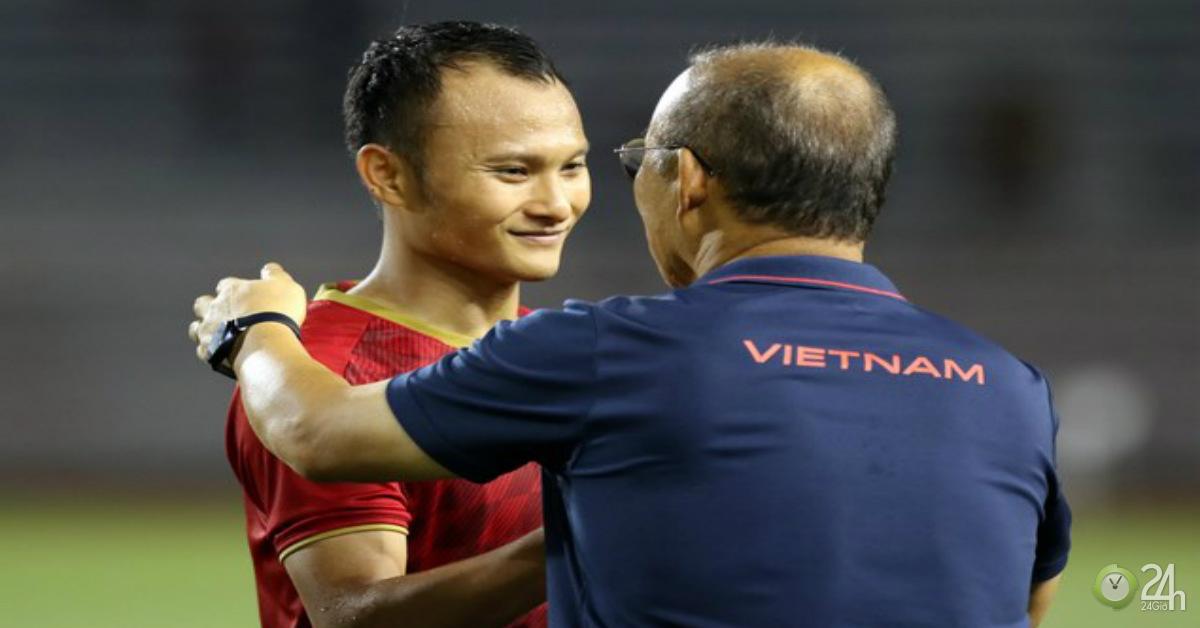 Chiến binh Trọng Hoàng: Đôi chân rớm máu vẫn cày khỏe cùng U22 Việt Nam vào chung kết