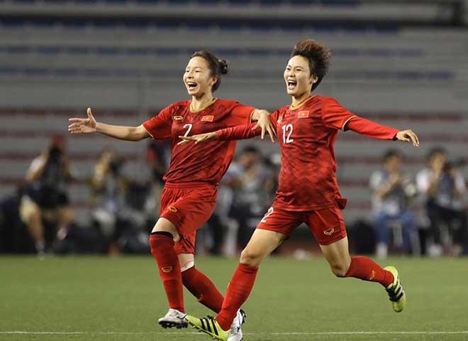 Đánh bại Thái Lan, mỗi tuyển thủ nữ Việt Nam được thưởng 1 chiếc xe máy loại tốt - 2