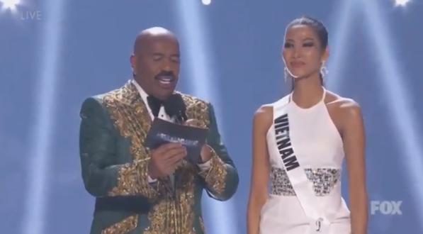 Hoàng Thùy chỉ dừng chân ở Top 20 Miss Universe 2019 - 1