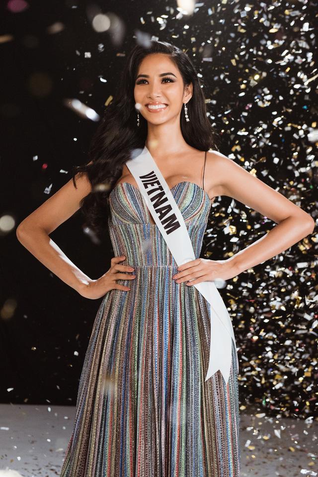 Hoàng Thùy chỉ dừng chân ở Top 20 Miss Universe 2019 - 2