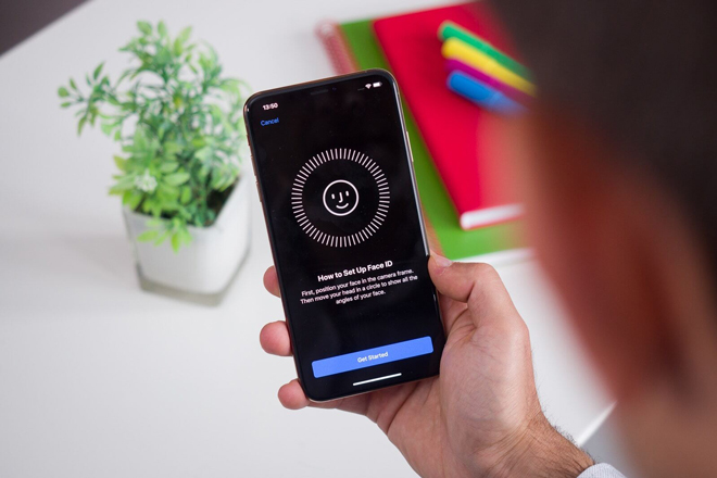 iPhone 12 năm sau sẽ có cả Face ID và Touch ID - 1