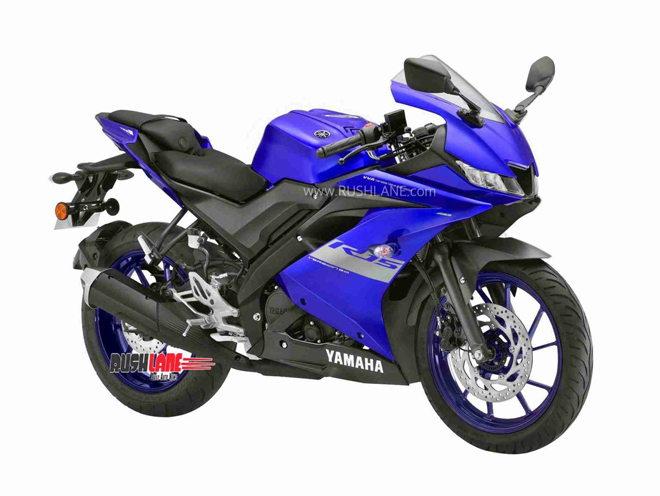 Yamaha R15 BS6 mới trình làng, giá từ 47 triệu đồng