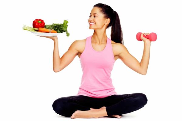 So sánh hiệu quả giảm cân giữa luyện tập và ăn kiêng