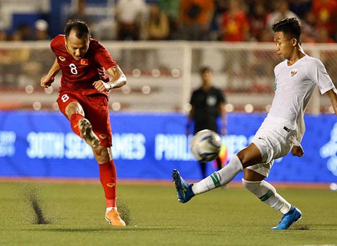"""Thầy Park """"giăng bẫy"""" U22 Indonesia: Lấy nhu thắng cương chung kết SEA Games 30"""