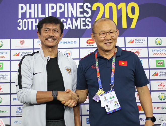 """Họp báo U22 Việt Nam chung kết SEA Games: Thầy Park """"bắt bài"""" đối thủ, quyết giành HCV - 2"""