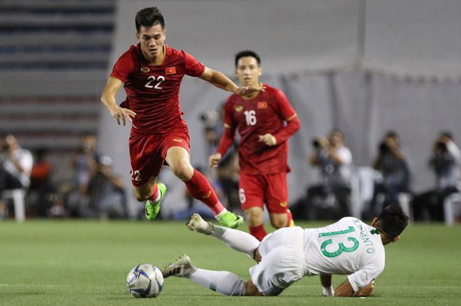 """U22 Việt Nam đấu Indonesia chung kết SEA Games: Thống kê """"khó tin"""", một chín một mười - 1"""