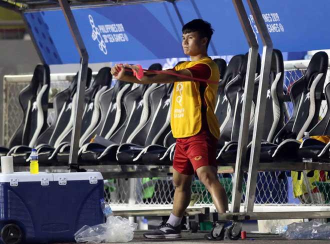 Bất ngờ lớn nhất của thầy Park: Quang Hải ra sân đấu U22 Indonesia? - 1