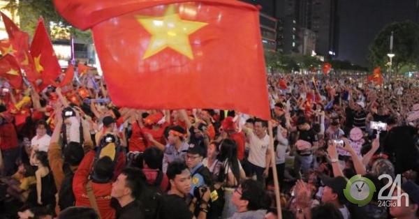 """""""Tiếp lửa"""" U22 Việt Nam đấu Indonesia, người Sài Gòn cần phải biết thông tin này - Tin tức 24h"""