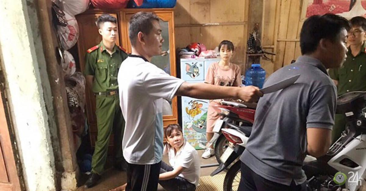 Nam Việt kiều sang Việt Nam chém cả nhà bạn tình