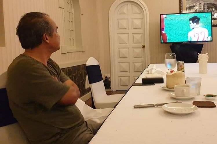 Bầu Đức ở đâu khi U22 Việt Nam cùng HLV Park Hang-seo đăng quang tại SEA Games 30? - 3