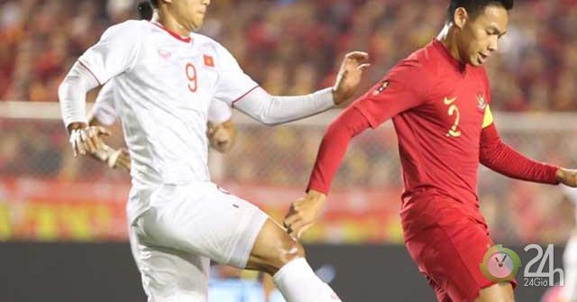 Đức Chinh U22 Việt Nam vuốt bóng tuyệt đỉnh, U22 Indonesia hoảng hốt-Bóng đá 24h