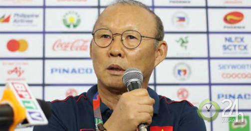 Trực tiếp họp báo U22 Việt Nam sau chung kết SEA Games: Thầy Park cảm xúc thế nào?-Bóng đá 24h - kết quả xổ số đồng tháp