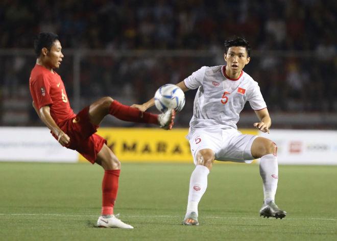 Trực tiếp bóng đá chung kết SEA Games U22 Việt Nam - U22 Indonesia: Đối thủ bất lực tìm bàn danh dự (Hết giờ) - 14