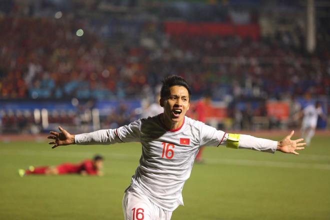 Trực tiếp bóng đá chung kết SEA Games U22 Việt Nam - U22 Indonesia: Đối thủ bất lực tìm bàn danh dự (Hết giờ) - 22