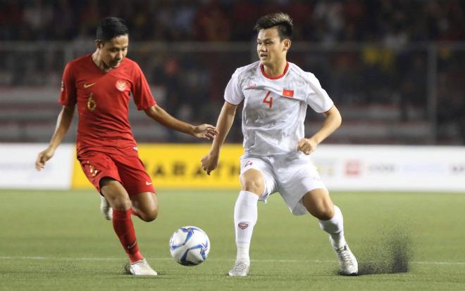 Trực tiếp bóng đá chung kết SEA Games U22 Việt Nam - U22 Indonesia: Đối thủ bất lực tìm bàn danh dự (Hết giờ) - 8