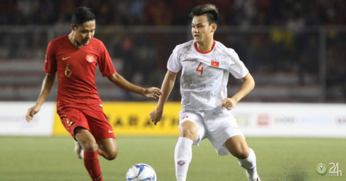 Trực tiếp bóng đá chung kết SEA Games U22 Việt Nam - U22 Indonesia: Đối thủ bất lực tìm bàn danh dự (Hết giờ)