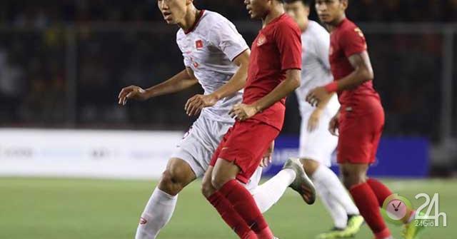 Văn Hậu đánh đầu xé lưới U22 Indonesia, mở toang cửa giành HCV lịch sử-Bóng đá 24h - kết quả xổ số đồng tháp
