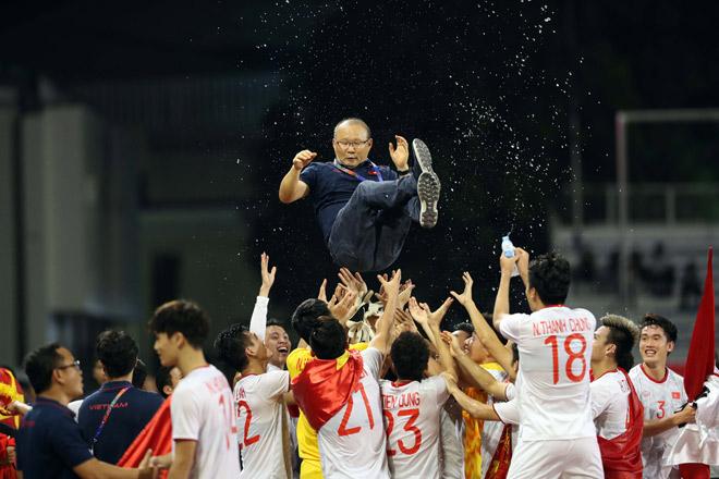 U22 Việt Nam đã nhận được bao nhiêu tiền thưởng sau tấm HCV SEA Games 30?