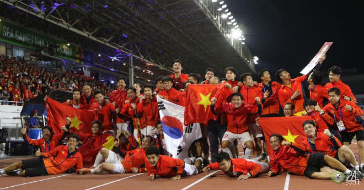 Bảng tổng sắp huy chương SEA Games: U22 Việt Nam được 1 HCV hay 20 HCV?