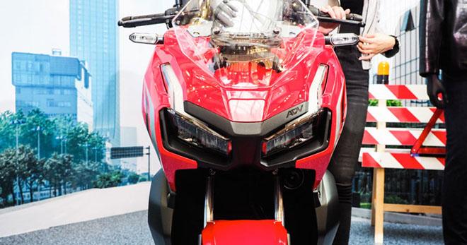 Honda ADV 300: Xe ga gần nửa tỷ sẽ sớm trình làng