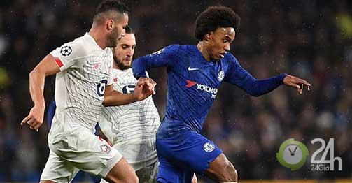 Kết quả bóng đá Cúp C1, Chelsea - Lille: Khởi đầu thuận lợi, chột dạ vì người cũ