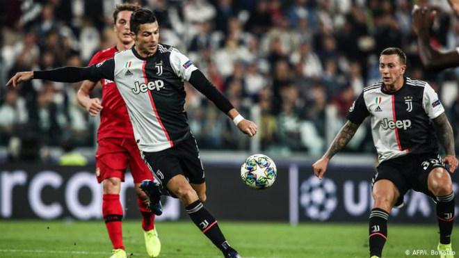 Bayer Leverkusen - Juventus: Ronaldo không nương tay định đoạt vé đi tiếp