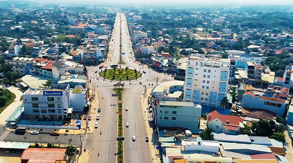 TP HCM thiếu nguồn cung, NĐT tìm đến thị trường mới - Đồng Xoài, Bình Phước - 2
