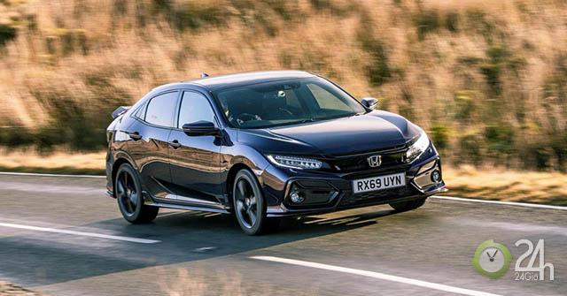Ra mắt Honda Civic Sport Line 2020 giá từ 777 triệu đồng, có hai phiên bản