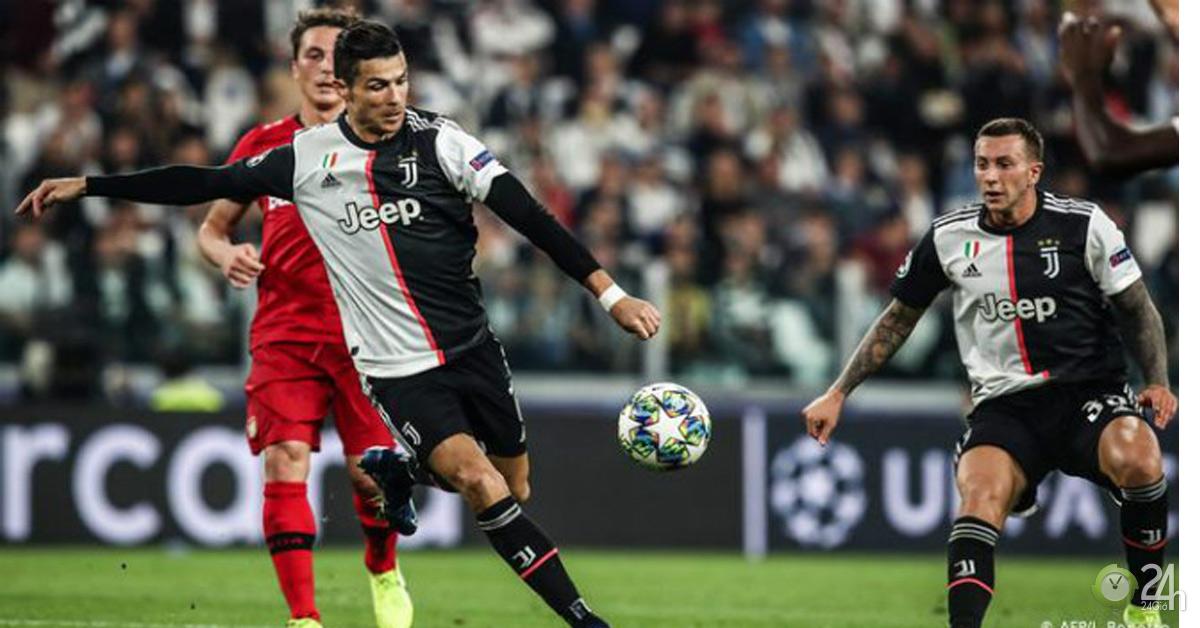 Trực tiếp bóng đá Leverkusen - Juventus: Niềm vui cuối trận (Hết giờ)