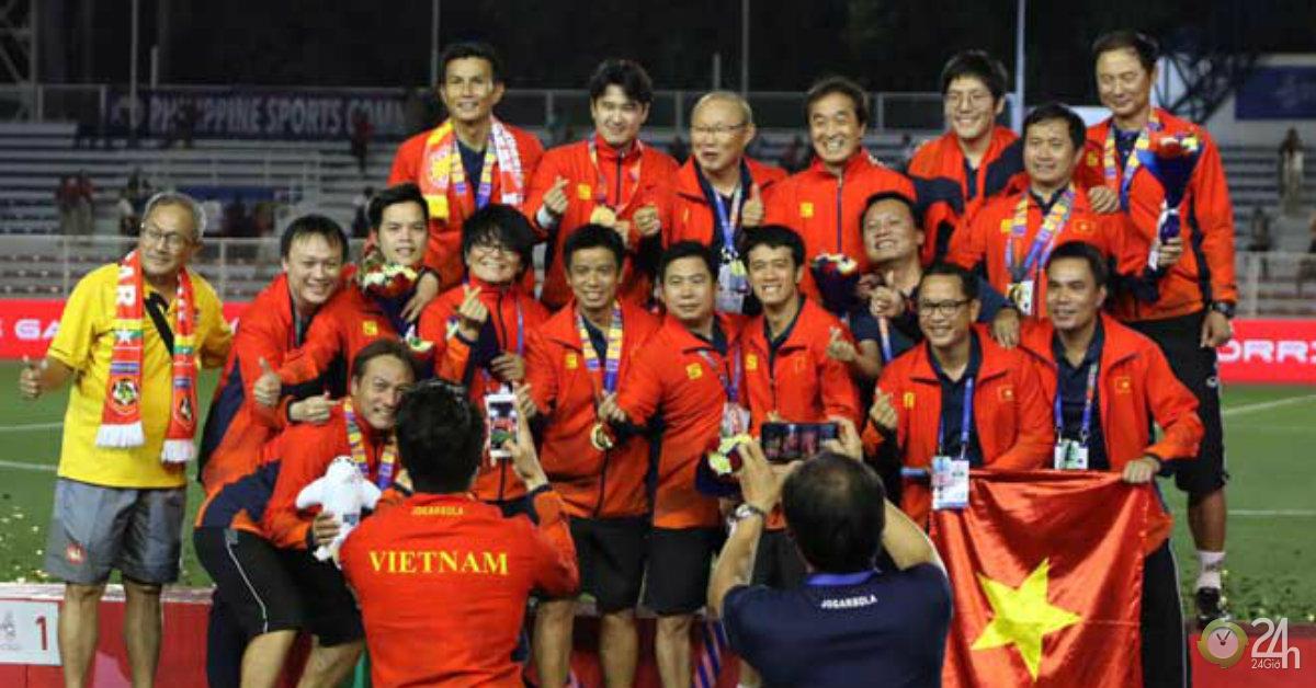 U22 Việt Nam khi nào về nước sau ngày đăng quang SEA Games 30?