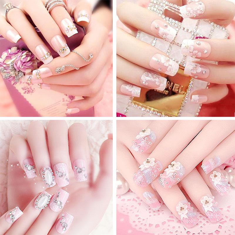 Những mẫu nail xinh đơn giản nhẹ nhàng hot nhất hiện nay - 4