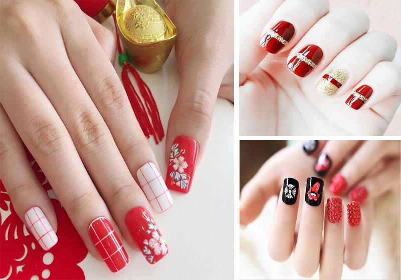 Những mẫu nail xinh đơn giản nhẹ nhàng hot nhất hiện nay - 3