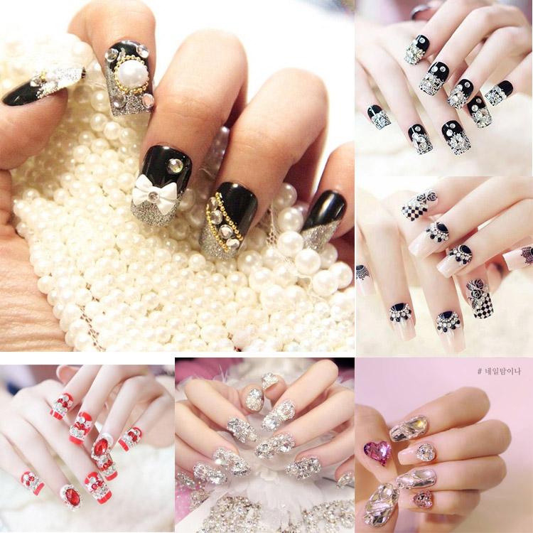 Những mẫu nail xinh đơn giản nhẹ nhàng hot nhất hiện nay - 6