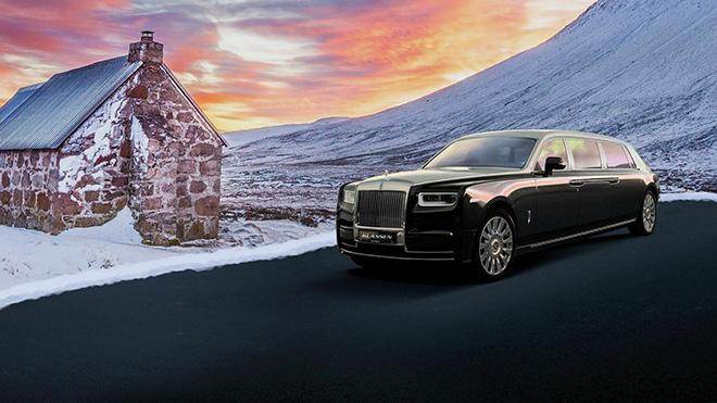 Hãng độ Klassen 'lột xác' Rolls-Royce Phantom thế hệ thứ 8 thành xe Limousine - 1