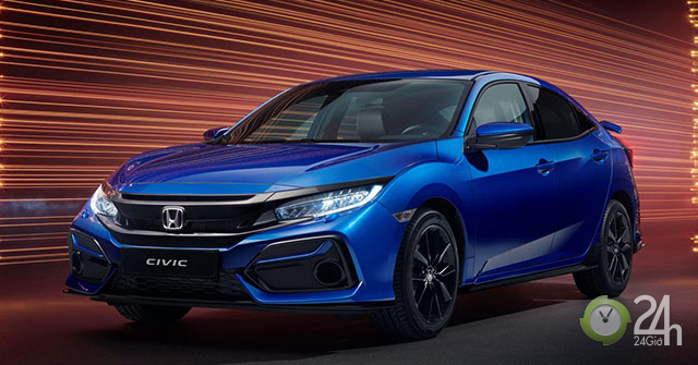 Honda Sport Line: Biến thể mới cho dòng xe sedan Civic