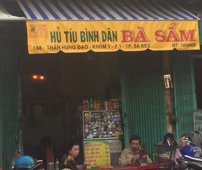 Ăn sáng ở quán hủ tiếu thơm ngon có giá rẻ nhất miền Tây - 1