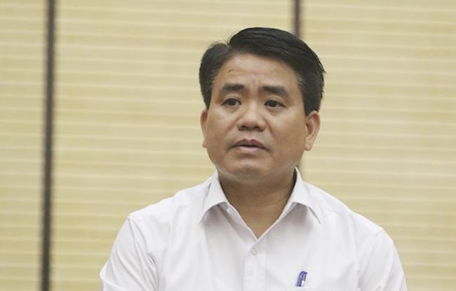 NÓNG: Công an Hà Nội vào cuộc điều tra vụ chôn trộm chất thải