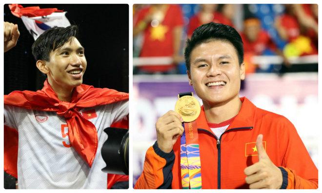 U22 Việt Nam vô địch SEA Games: Quang Hải hay ai xuất ngoại sau Văn Hậu?