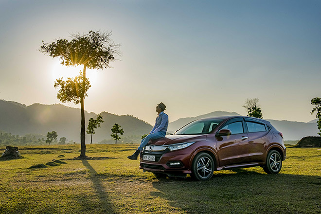 """Đánh giá HR-V – Đúng """"chất"""" xe Honda - 7"""