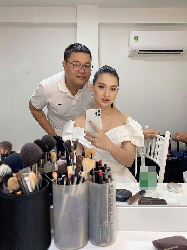 Sau 5 năm chịu tang chồng, Kiều Oanh làm tiệc báo hỷ bí mật với doanh nhân Hà Nội - 1