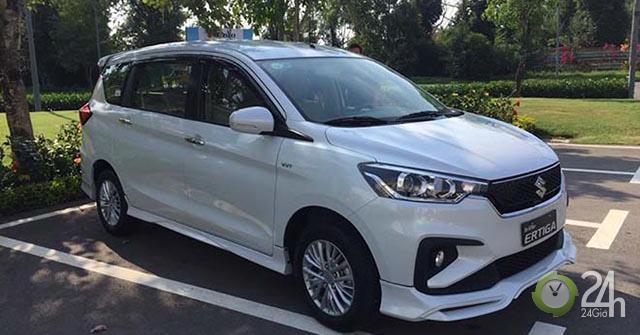 Suzuki Ertiga phần nào giải tỏa phần nào sự khan hàng cho thị trường Việt