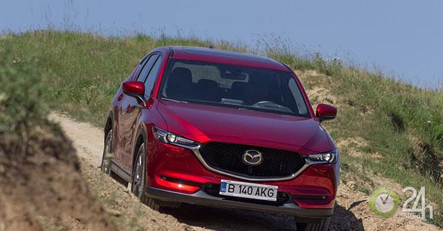 Mazda CX-5 2020 ra mắt tại quê nhà Nhật Bản, giá từ 600 triệu đồng