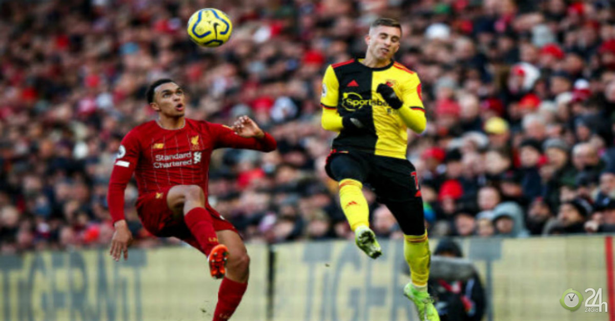 Video highlight trận Liverpool - Watford: Vỡ òa cú phản đòn, ngôi sao rực sáng