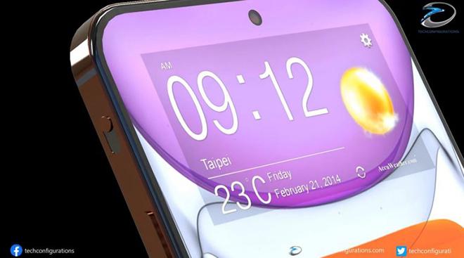 iPhone 12 Pro Max sẽ siêu đẹp khi tạm biệt notch, màn hình lớn hơn - 4