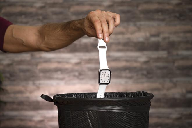 Tiết lộ 5 lý do không nên dùng đồng hồ thông minh - 1