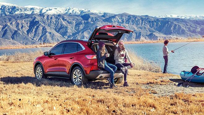 Ford Escape thế hệ mới sẽ có thêm biến thể động cơ lai Hybrid - 7