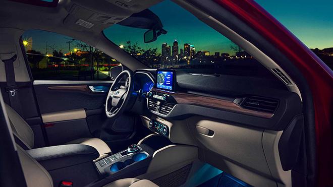 Ford Escape thế hệ mới sẽ có thêm biến thể động cơ lai Hybrid - 4