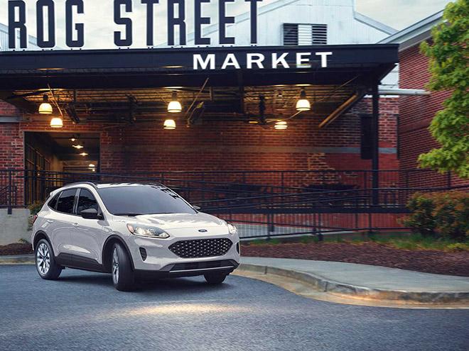Ford Escape thế hệ mới sẽ có thêm biến thể động cơ lai Hybrid - 1