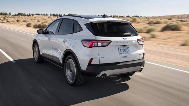 Ford Escape thế hệ mới sẽ có thêm biến thể động cơ lai Hybrid - 6