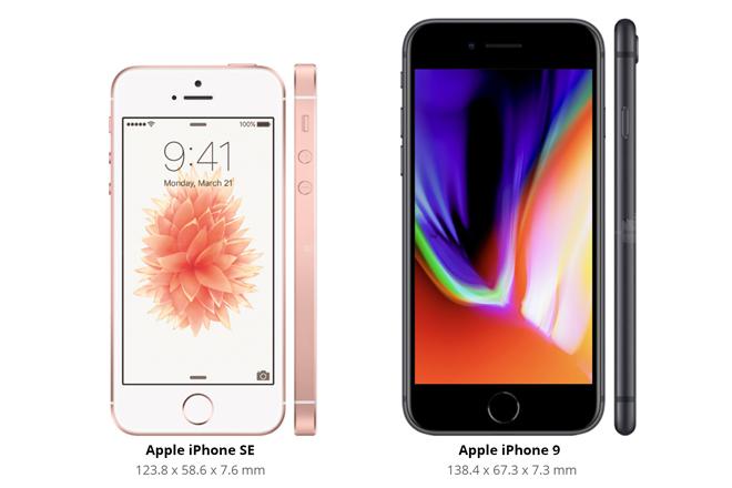 """iPhone 9 mạnh thế này thì các đối thủ lại """"đau đầu"""" - 2"""